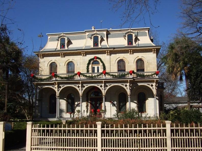Steves House 1876