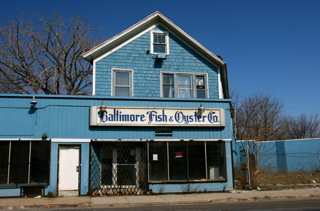Baltimore Fish & Oyster Company