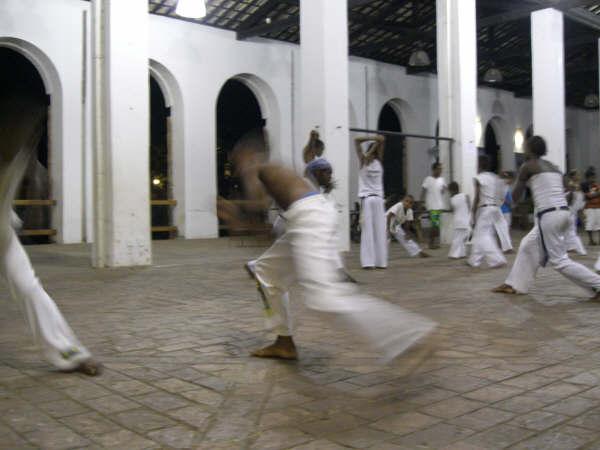Capoeira, Lençóis