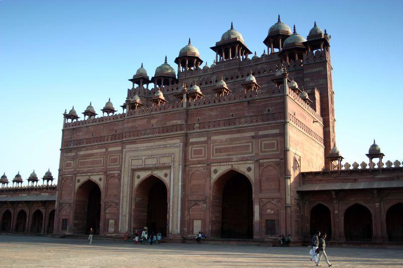 The Buland Darwaza, Fatehpur Sikri, India
