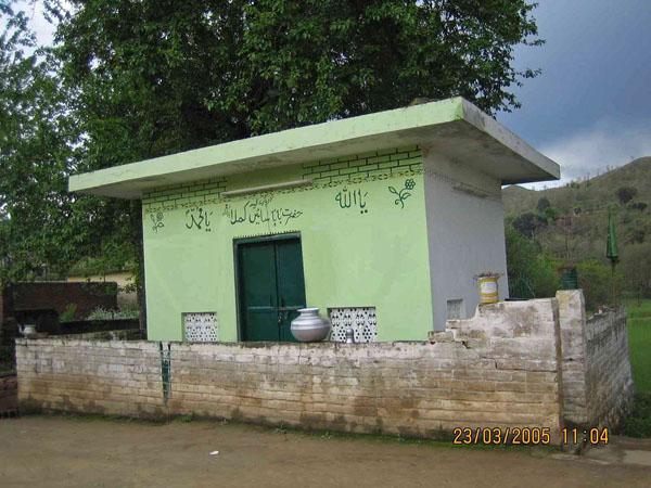 Durbar in Dhamol Kotli