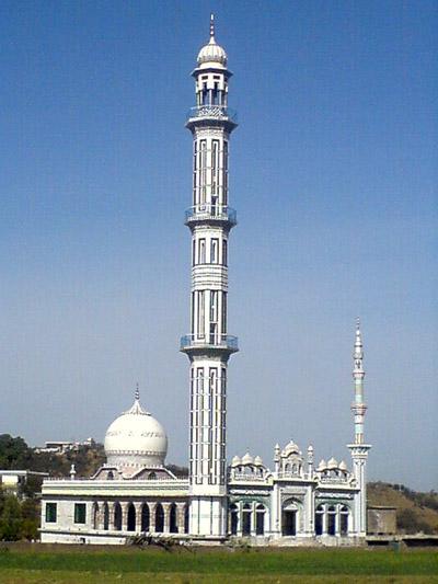 Masjid Chok Sahiban Charhoi