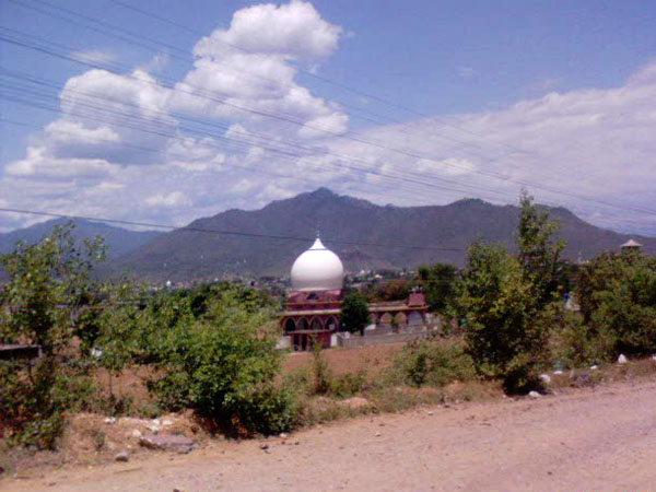 Mosque in Kotli dist