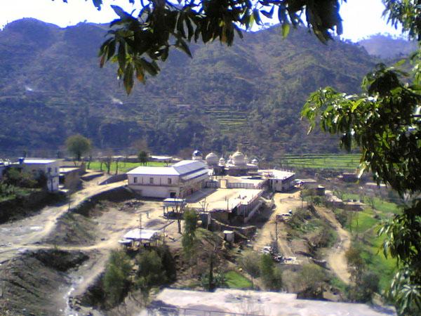 Darbar Panaag Sharif, Kotli