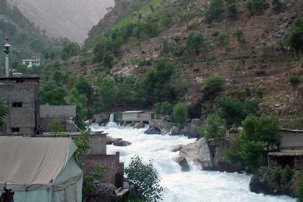 Besham, Northern Areas