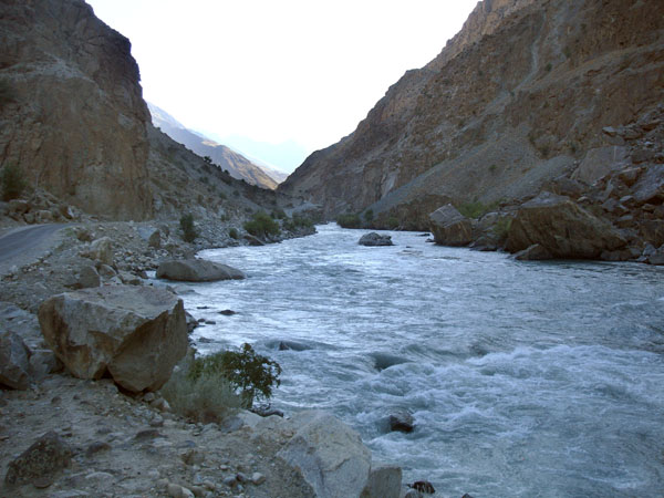River Valley, Northern Areas