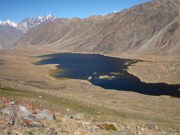 Shandur Lake, Northern Areas