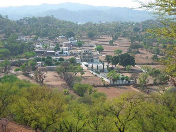 Bhathar village