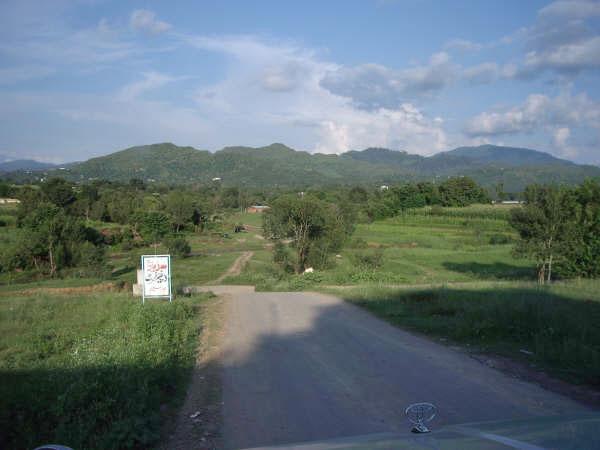 Banah valley