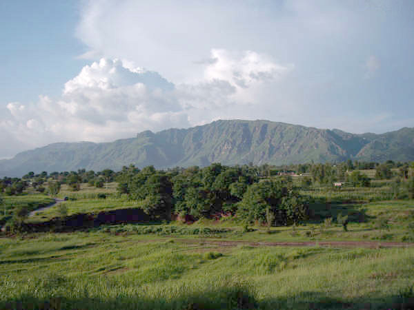 Banah valley