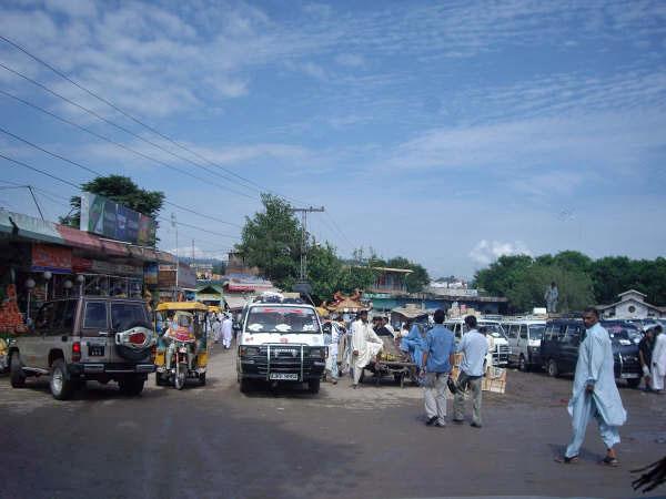 Kotli bazaar