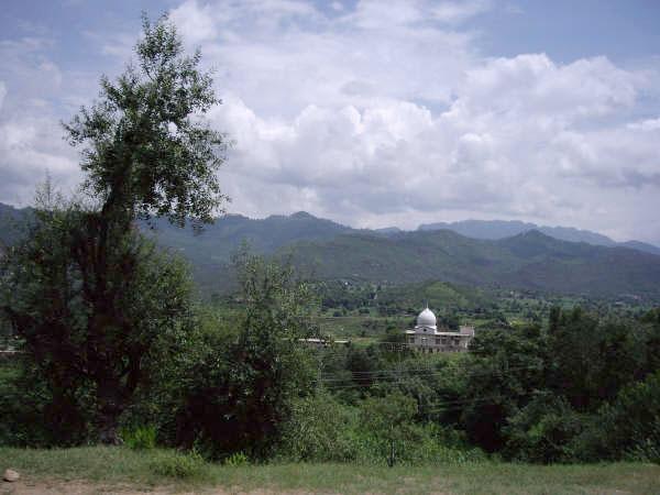 Mosque near Kotli