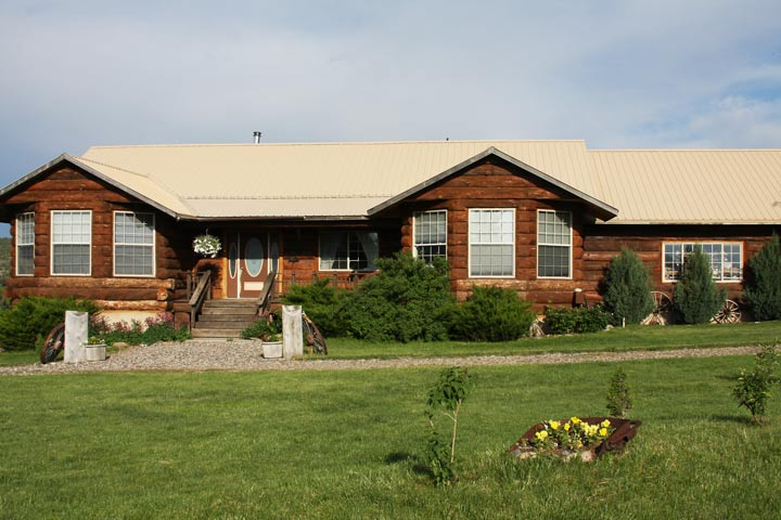 The New Adams Lodge