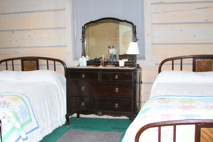 The Tabashe Guest Room