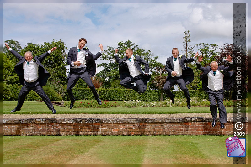 Group jump shot
