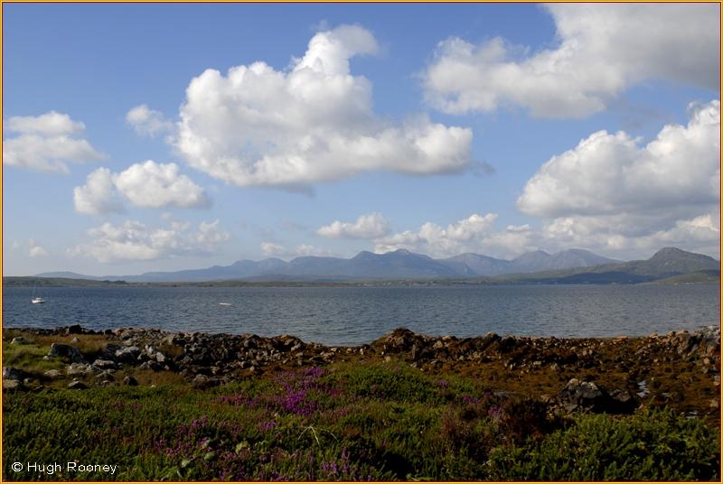 IRELAND - CO GALWAY - CONNEMARA - BERTRAGHBOY BAY