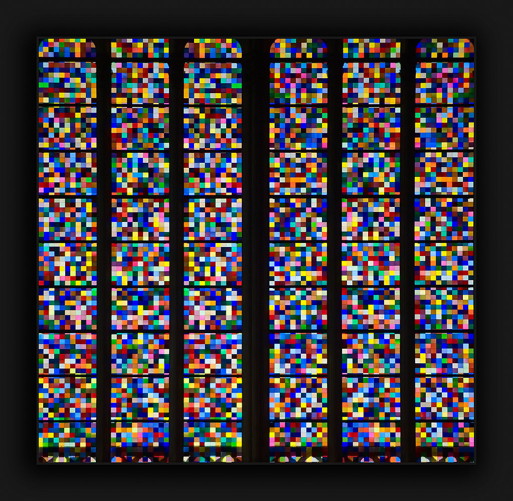 Colors of Cologne Cathedral