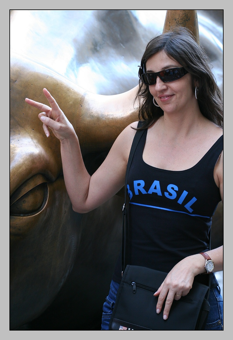 V for Brasil