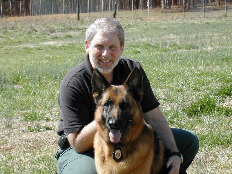 Mike Meetze & K-9 Lyndi