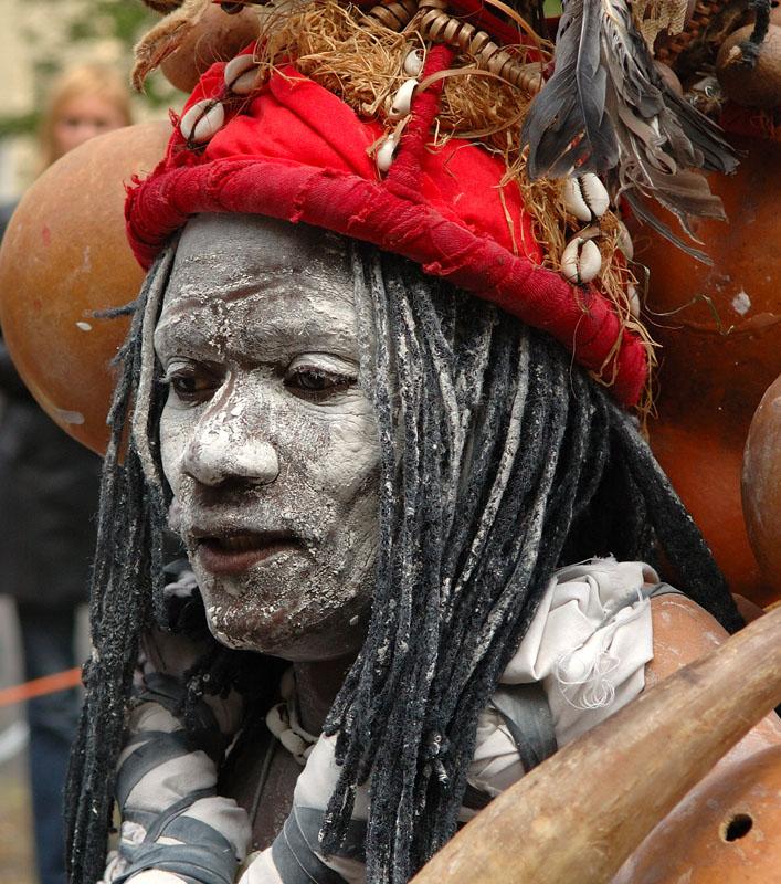 African Man 1