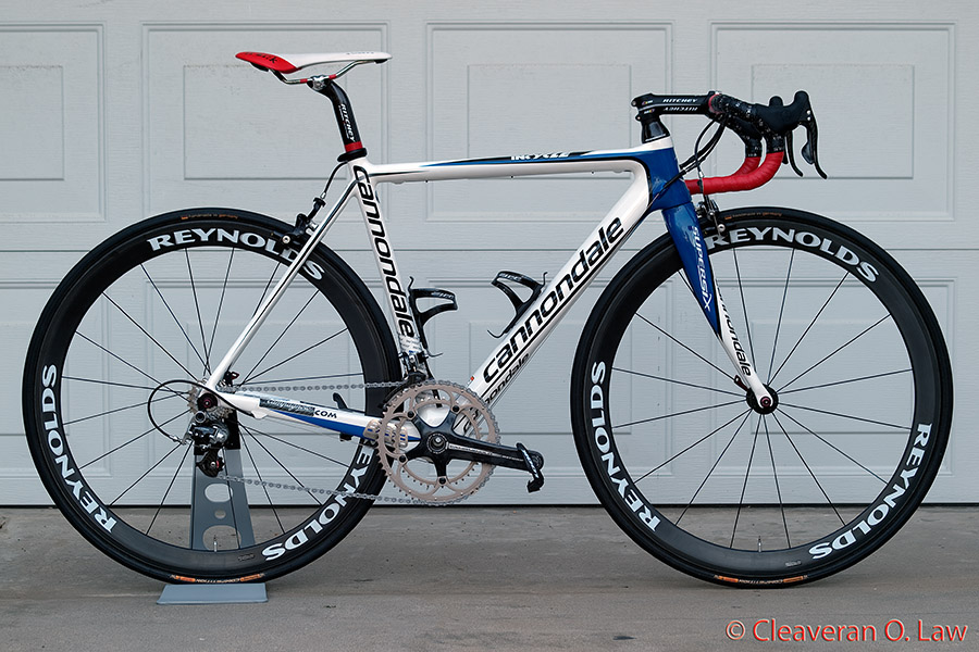 b659e53dec8 Another Cannondale -- 2010 SuperSix Hi-Mod - Weight Weenies