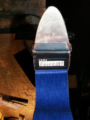 Les peaux de mes skis de fond feront laffaire... (elles font 5cm de large)
