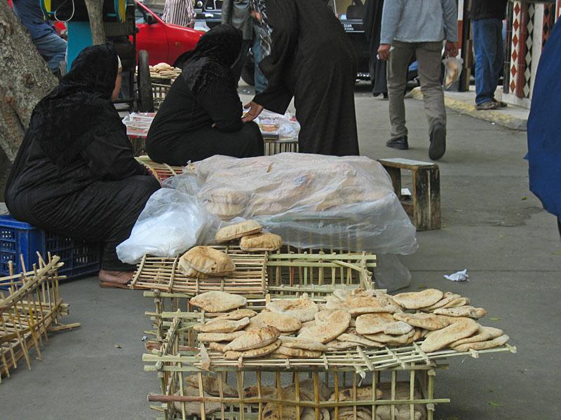 Bread Stand