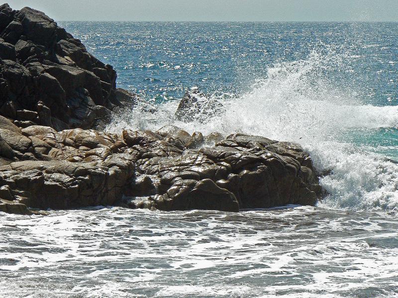 20 N Coast - sea Spray