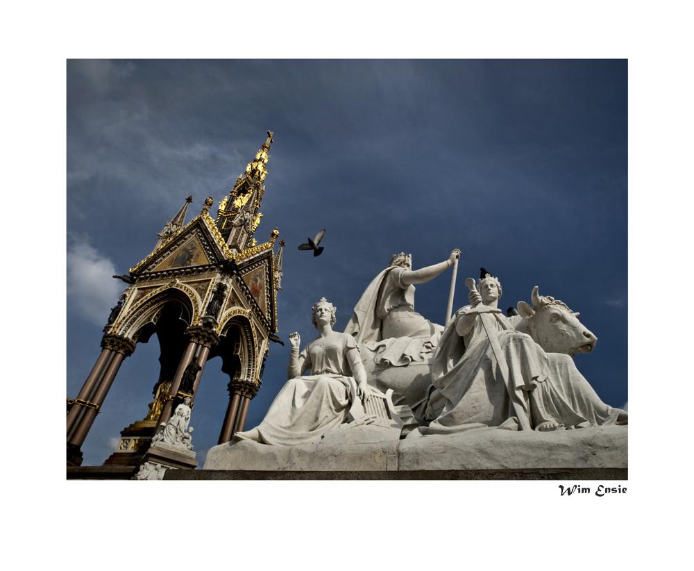 Albert Europa monument