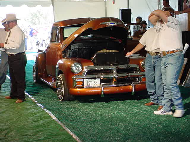 1955 Chevrolet first