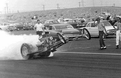Tommy Ivo at <br>San Gabriel in 1962