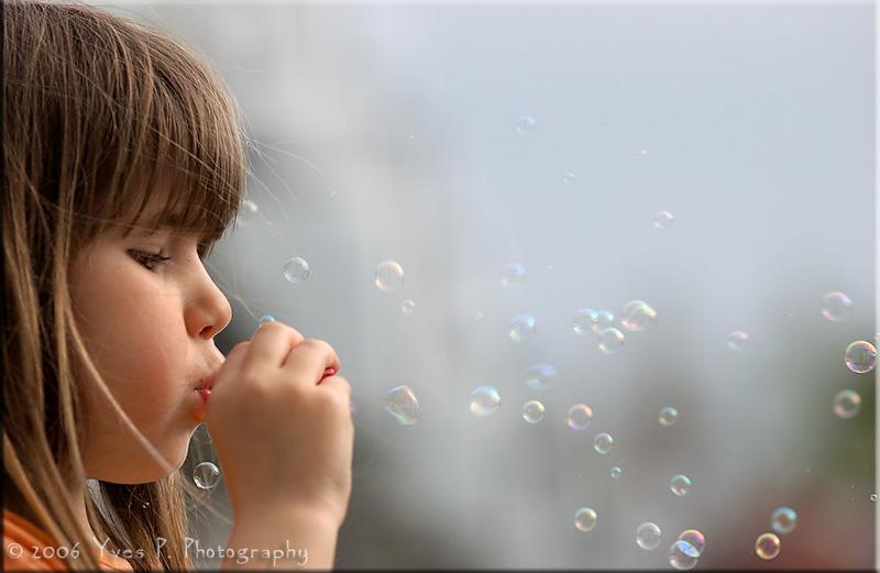 Bubbles ...
