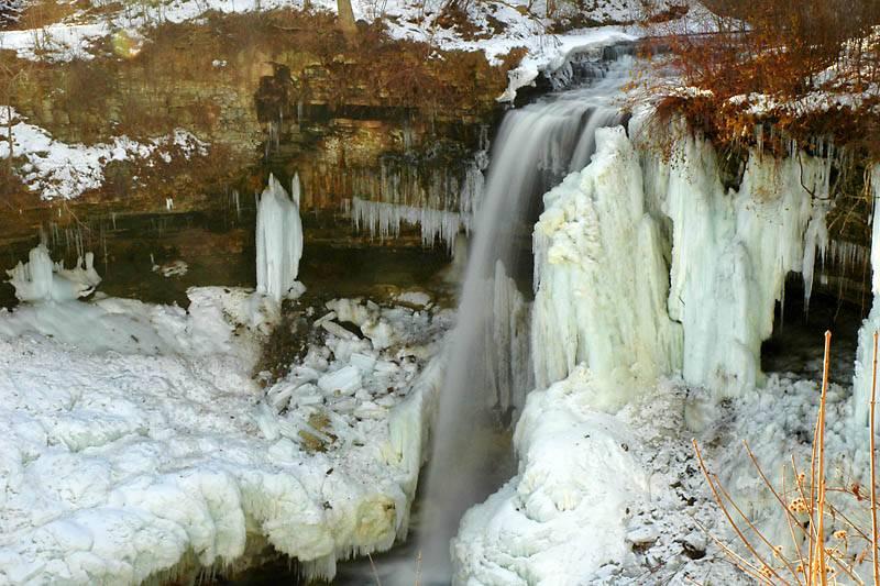 Minnehaha Falls 3