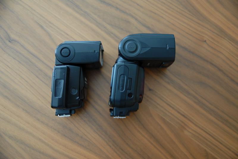 Nikon SB-800 next to SB-900 (c)Oliver