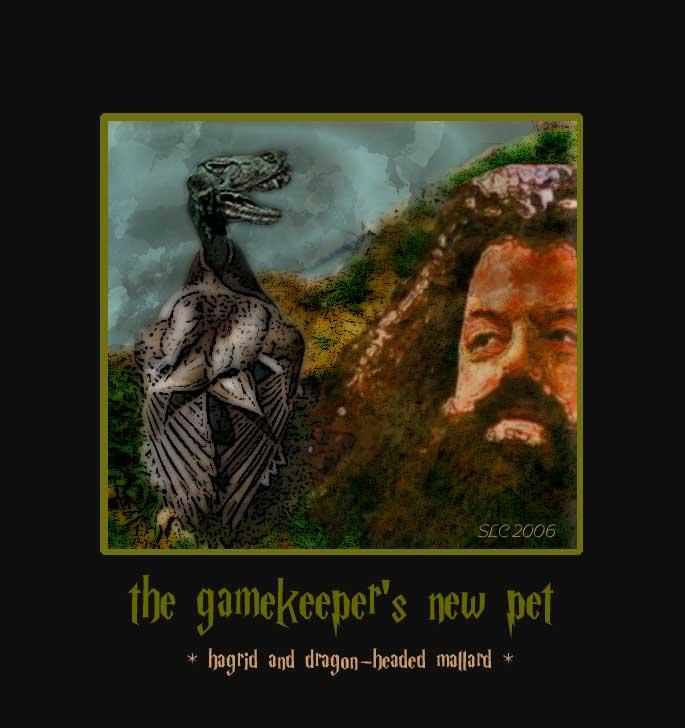 ~Hagrids New Pet~