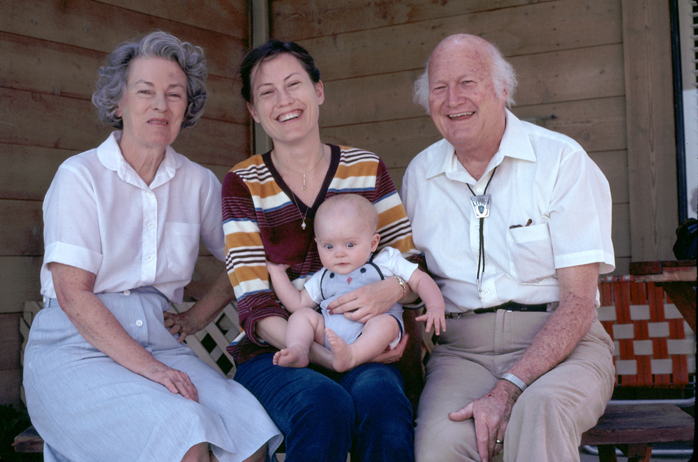 Margaret, Jan, James & Bill