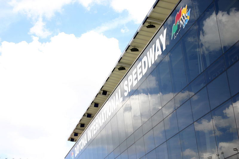International Speedway Building
