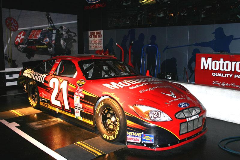 Daytona Car