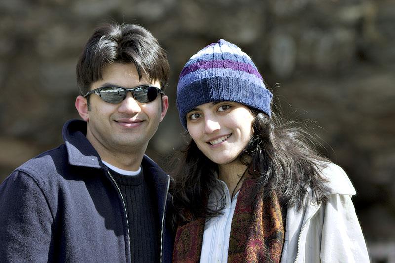 Adnan and Sana