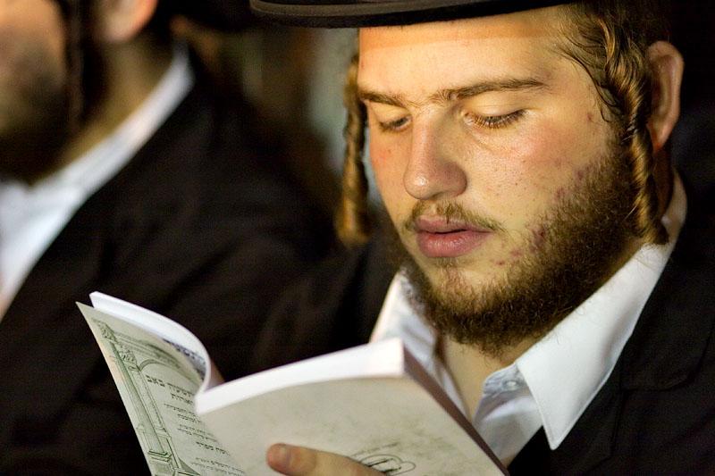 Praying - Jerusalem