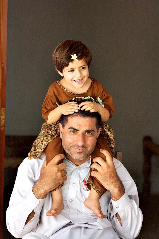 Fakher and Zarmina