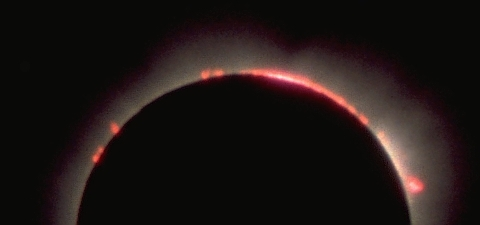 Prominences & Chromosphere Close Up