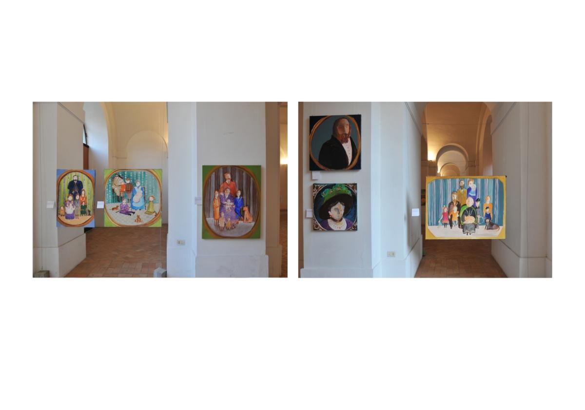 Percorso Mostra Album di Famiglia di Lorenza Mazzetti - 4