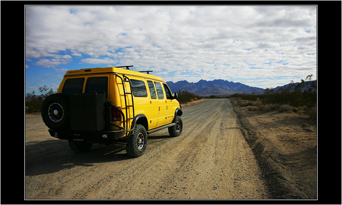 Mojave Desert 3, Nevada