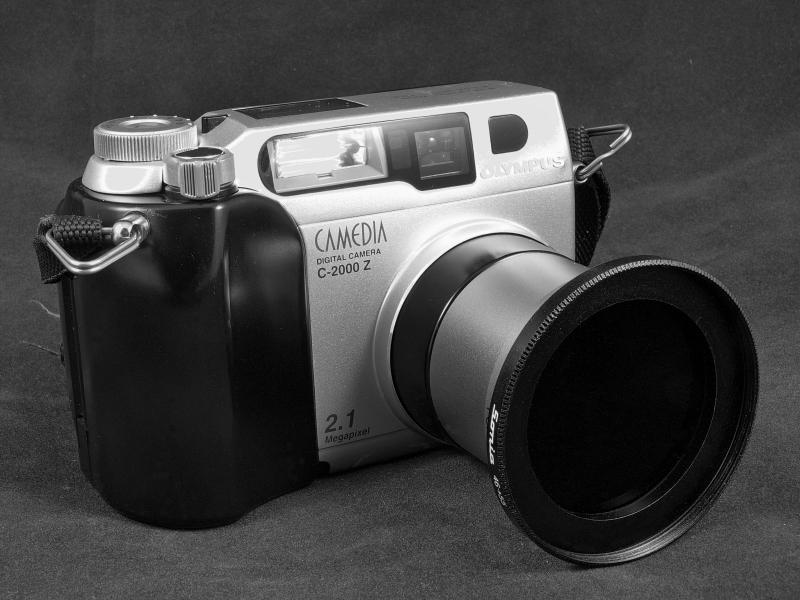 Olympus C-2000 Zoom [infrared]