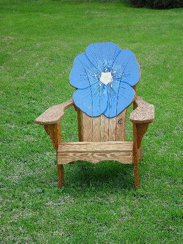 WE LOVED THIS CHAIR BUT IT WOULDNT FIT IN THE RV
