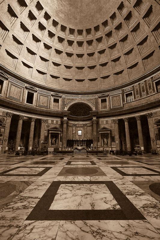 Rome<br>Pantheon