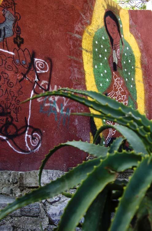 As a Mural