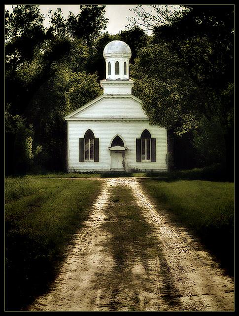 First Baptist Church - Rodney, Mississippi