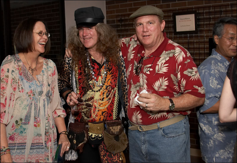 Brad with The Captain and Tenille